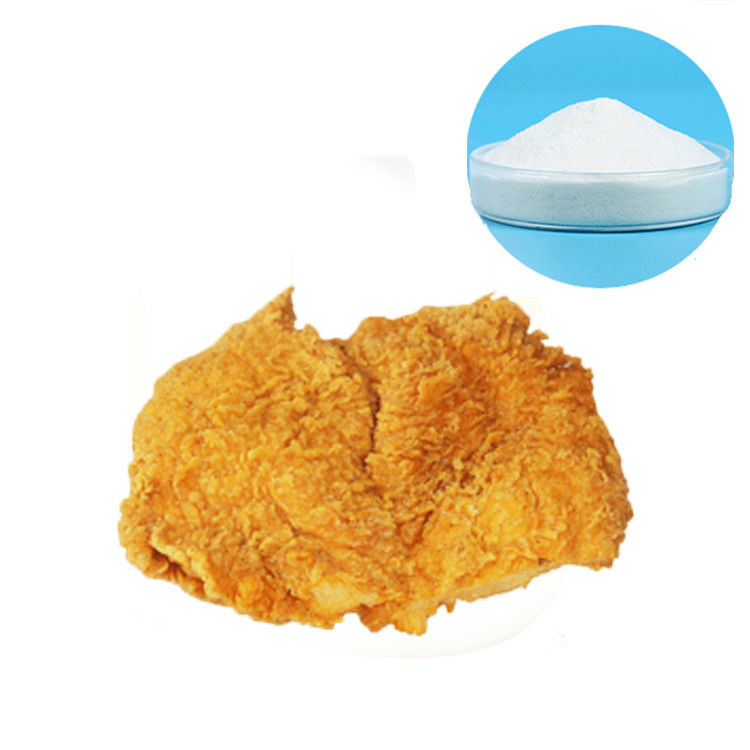 Vegan Chicken Food Grade Methyl Cellulose White Powder